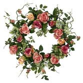 Found it at Joss & Main - Faux Rose Wreath