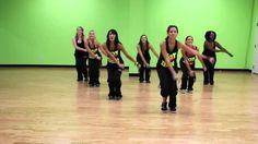 zumba fitness workout full video- Zumba Dance Workout For Beginners- zum...