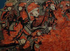 artist Madge Gill - Mediumistic Drawings inspiration