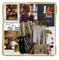 """Fall like leaves...."" by cindy88 ❤ liked on Polyvore featuring moda, Emilio Pucci, Bobbi Brown Cosmetics, Rebecca Minkoff, Banana Republic, Giorgio Armani, OPI, bhalo e bhalo2"