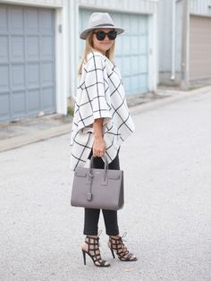 Perfectly Plaid ~ Suburban Faux-Pas