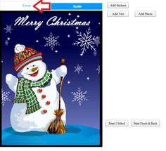 Crea stupende cartoline di Natale online con questo servizio gratuito