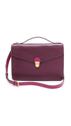 Marc by Marc Jacobs Top Chicret Top Handle Satchel