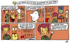 La legge Levi e una questione di bon ton