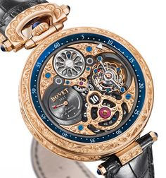 One of my favorite watches - Bovet Jumping Hours 47