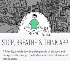 A friendly, simple tool to guide people of all ages and backgrounds through meditations for mindfulness and compassion.