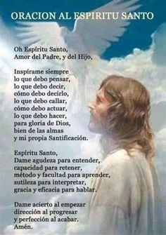 Jesus Prayer, Prayer Scriptures, Faith Prayer, Prayer Quotes, Jesus Christ, Spiritual Prayers, Prayers For Strength, Spiritual Images, Catholic Prayers In Spanish