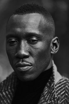 "celebsofcolor: "" Mahershala Ali for Interview Magazine "" My Black Is Beautiful, Beautiful Men, Beautiful People, Moustache, Mahershala Ali, Handsome Black Men, We Are The World, Role Models, Sexy Men"