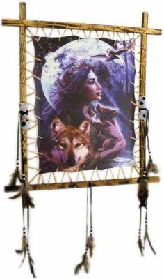 Native American Indian Dream Catchers   LARGE NATIVE AMERICAN INDIAN DREAM CATCHER BRAND NEW POSTAGE DISCOUNT ...