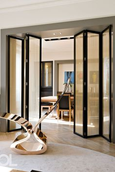 Bi-fold Doors - Apartment St Peres