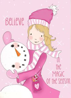 Merry Christmas Quotes : Illustration Description Christmas Art Believe PRINT Christmas by RoseHillDesignStudio Pink Christmas, Winter Christmas, Christmas Holidays, Rose Hill Designs, Merry Christmas Quotes, Christmas Blessings, Collage, Diy Home Crafts, Favorite Holiday