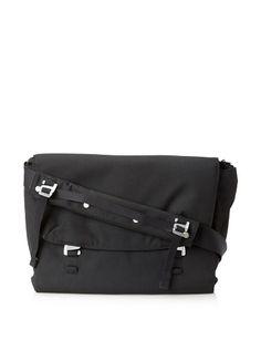 Beyond 50% OFF Nau Men's Motil Commuter Laptop Bag, Caviar