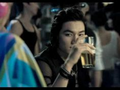 [MV] Sandara Park (2NE1) - Kiss Ft. Lee Min Ho..Its a commercial but its still cute