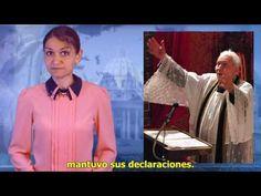 Noticias Católicas Gloria.TV : 25 de Mayo 2016. / Español