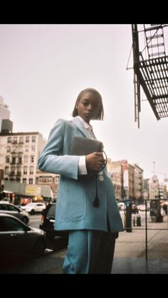 "midnight-charm: "" ""Girls About Town"" Olivia Anakwe photographed by Emon Toufanian for V Magazine Online Makeup: Kento Utsubo """