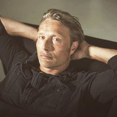 Picture of the day! #madsmikkelsen
