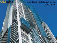 Kúpiť ready made spoločnosť by mohla byť tou pravou voľbou Skyscraper, Building, Skyscrapers, Buildings, Construction