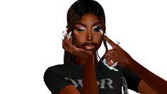 Fake Lashes, Long Lashes, Eyelashes Makeup, Sims 4 Cc Eyes, Sims Cc, Sims 4 Afro Hair Male, Sims 4 Cc Folder, Toddler Cc Sims 4, Sims 4 Cc Makeup