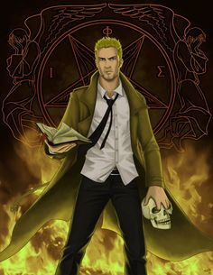 Justice League DARK: JOHN CONSTANTINE