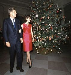 Christmas at the White House, the kennedys