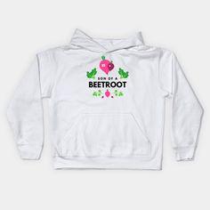Son Of A Beetroot Funny Vegetable Quote - Beetroot - Kids Hoodie | TeePublic