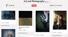 Top 20 Photography Pinterest Boards » Expert Photography