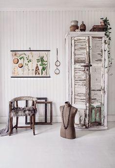 Anna Malmberg, stylist Emma Wallmén and their collaboration with the interior company Born collector