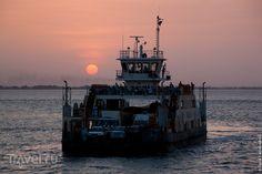 Сенегал и Гамбия. Пересечение границы и переправа через реку Гамбия