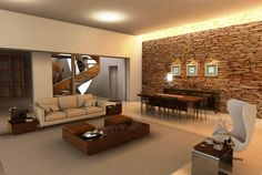 Beau Modern Vintage Interior Living Room Remodeling Ideas