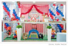 Festa_Circo_Personalizada_Vicente