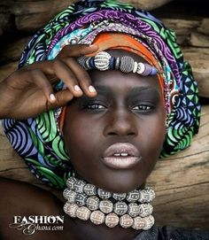 Fashion Ghana Magazine | Headwrap
