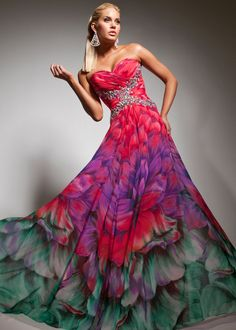 Tony Bowls Paris Tony Bowls Paris Estelle's Dressy Dresses in Farmingdale , NY Prom Dress 2013, Prom Dress Shopping, Homecoming Dresses, Dresses 2013, Women's Dresses, Chiffon Gown, Print Chiffon, Floral Chiffon, Formal Gowns