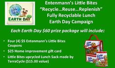 Win a Entenmann's Earth Day Prize Pack - Go Momma Coupons