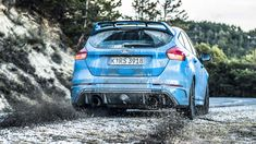 Across Europe in the new Ford Focus RS | Top Gear