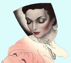 The Weirdest Advice from Vintage Lit 1930s Makeup, Vintage Makeup, Waterproof Hat, 1930s Hair, Advice Columns, Beauty Women, Women's Beauty, Wrinkled Skin, Throw A Party