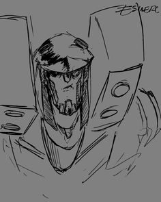 Just a WIP~ Owo You tell me what he's angry about~ Fallout Merch, Transformers Memes, I Robot, Archive Of Our Own, Words To Describe, Dark Ages, Laugh Out Loud, Just In Case, Anime