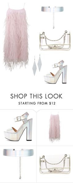 """""""Untitled #16"""" by hjs9 ❤ liked on Polyvore featuring Michael Kors, Accessorize, Chanel and Tiffany & Co."""