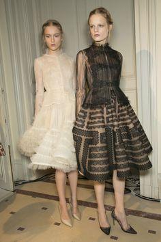 Goodness me! Valentino SS 2013 Haute  Couture, Paris