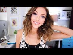 Cómo hacer ondas en el cabello [VIDEOS] | ActitudFEM