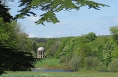 Rotunda at Ditchley Park (photo by John of Witney, via Flickr