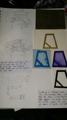 Atomic Comics & Games research