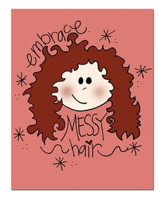 thought this was appropriate since I recently stopped brushing my hair :P