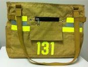 Firefighter Turnout Gear Handbag   Shared by LION