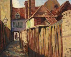 Bennett's Yard, Uxbridge