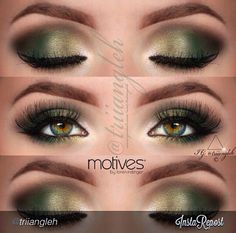 Ways to Get Smoky Eyes With Makeup