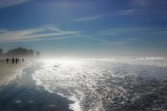 Rank as number one beach in the 22nd annual Top 10 Beach List, Coronado Beach is one place that is very popular and much in visited by locals and tourists.