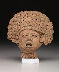 Head of Maize Goddess (?) | Dallas Museum of Art