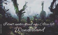 -Я не понимаю почему Алиса покинула Страну Чудес.  #alice#aliceinwonderland#wonderland#dontunderstand#lewiscarroll#series#алиса#алисавстранечудес#страначудес#непонимаю#льюискэрролл#сериал#quote#quoteoftheday#quoteofthenight#цитата#цитатадня#цитаты#цитатыдня by @scream_of_banshee via http://ift.tt/1RAKbXL