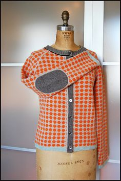 orla kiely wool sweater  - I own one of these and it's my fave sweater of all time!