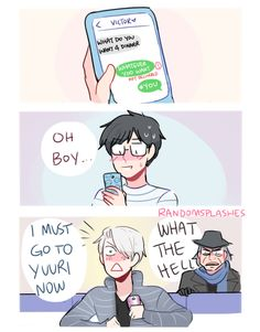This had to have happened at LEAST once on accident, once when Yuuri is drunk, and once when Yuuri is sober but feeling flirty